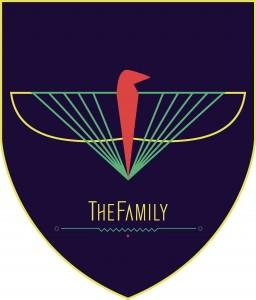 blason the family